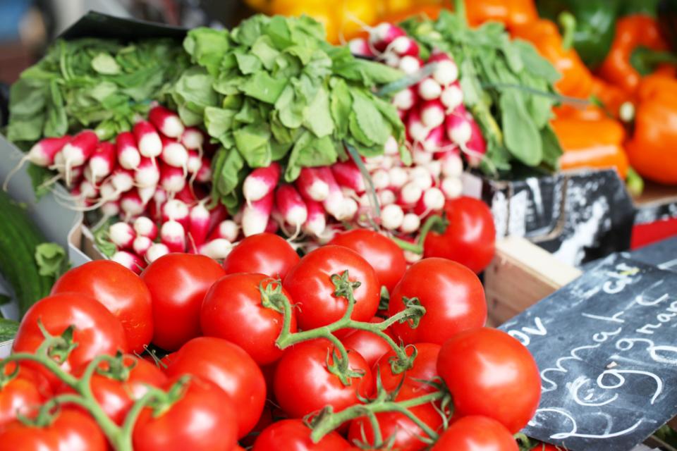 comida italiana vegetariana
