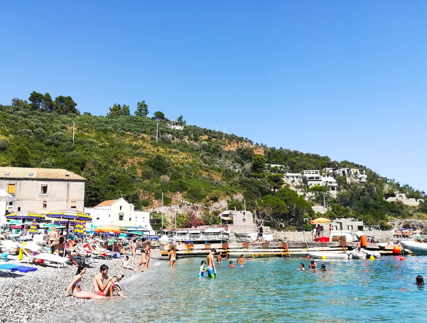 Marina del Cantone playa costa sorrentina península sorrentina costiera sonrrentina costiera amalfitana costa amalfitana italia nápoles Napoli Mar mediterraneo Mary´s Beach